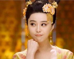 武媚-...8 范冰冰——武媚娘《武媚娘传奇》-古装剧以手托腮的美人top15 第...