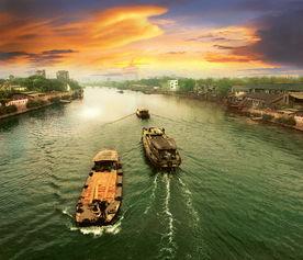 隋朝大运河 毁了 大业 的大业