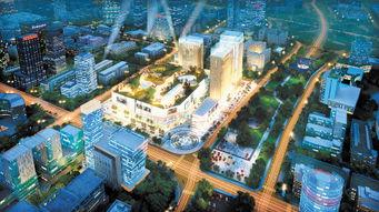 湖南中茂房地产开发有限公司营销总监肖云介绍,这个总建筑面积近30...