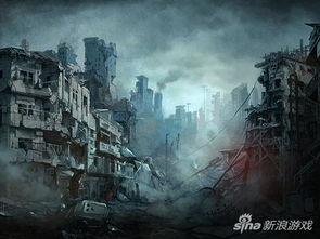 城市废墟、沙漠哀鸿等电影级别的... 营造出人类挣扎求生的末日环境,...
