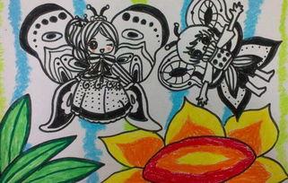 关于儿童可爱绘画主题图片_儿童可爱绘画主题设计素材,水彩画儿童...