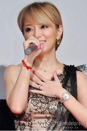 滨崎步资料图片-滨崎步推特上公开称岚最棒 宣布是岚粉丝