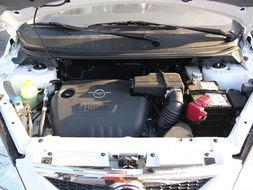 1.3L三菱型号为4A90S的发动机-大空间为亮点 解析海马丘比特1.3舒适...