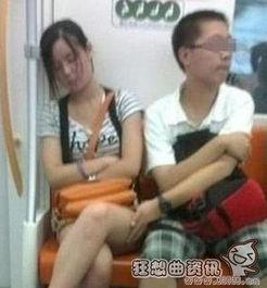 公交摸女乘客图不反抗,猥琐男被抓