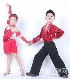 少儿拉丁舞日常训练怎么穿 图文