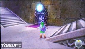叱咤之门冰剑传奇-塞尔达传说 时之笛3D 图文攻略