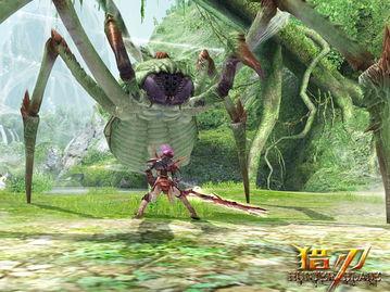 《猎刃》精美游戏截图-动作网游 猎刃 内测今日震撼开启