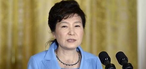 朴槿惠一惊天丑闻遭曝光 被迫公开鞠躬道歉