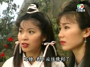射雕侠侣-1995版 神雕侠侣