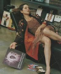 盗梦空间 女主角歌迪亚唯美写真 展现最真实