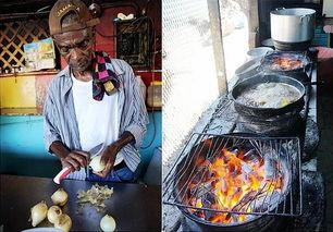 牙买加蓝山咖啡雷鬼乐时间