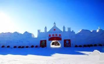 中国北方有一个小城,一到冬天就美成了仙境 2