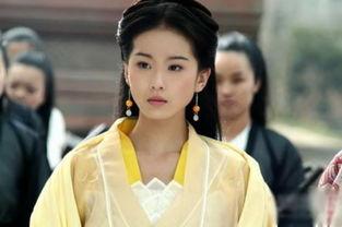 出场极少,却是惊鸿一瞥.   她容貌极美,武功奇高,自称来自终南山...