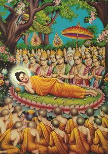 拿摩潜圣传-佛一生经历有四个地方值得纪念,就是诞生迦毗罗,得道摩竭陀,说法...