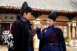 ...、贾青主演的《少年四大名捕》正在湖南卫视钻石剧场热播.剧中贾...