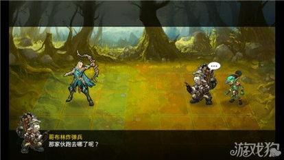 ...美端游的RPG佣兵传奇特色玩法抢先看