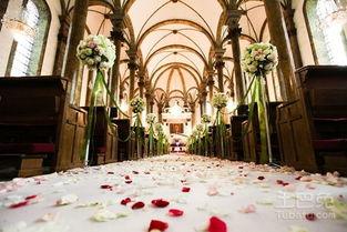济南辛甸教堂婚礼