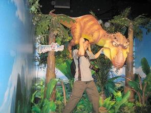 如何画好一只恐龙