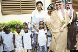 沙特王子令人目瞪口呆的奢侈生活,沙特王子长的最帅的是谁 2