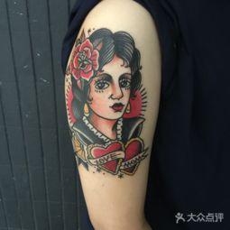 清鬼刺青纹身