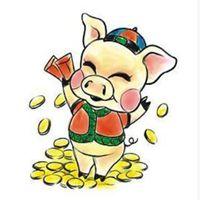 属猪人微信头像吉祥发财图片-寓意发财的微信头像图片 微信头像图片...