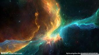 云动星沉-星云图片