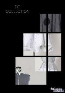品牌女装企业视觉VI设计