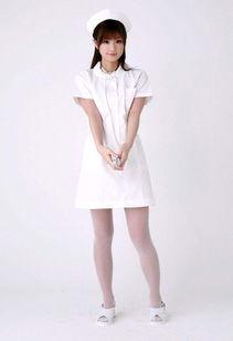 日本女星护士装诱惑