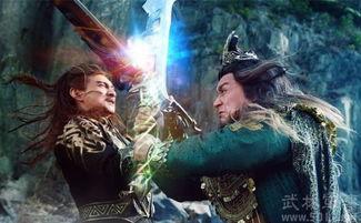 ...蜀山战纪之剑侠传奇》屠霸与绿袍剧照-蜀山战纪中绿袍和屠霸谁厉害...