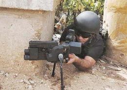 """箩 k w弯汉枪腻瓮-总部设在以色列特拉维夫的""""墙角射击(Cornershot)""""公司于28日展..."""