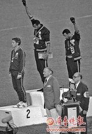...2日,就在美国黑人体操小将道格拉斯夺得女子体操个人全能冠军时...