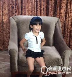 陆毅女儿5岁照片 陆毅女儿叫什么名字呢