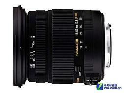 新版DX大光圈变焦 适马17 50mm仅售3200