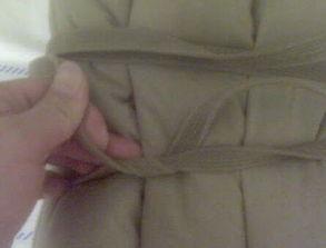 军人背包带怎么打结