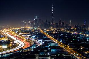 迪拜哈利法塔124层景观台观光 音乐喷泉游船套票