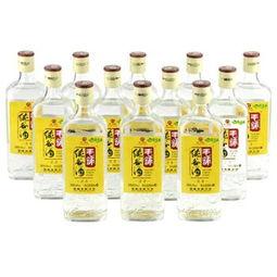 卧槽250度治个毛阿-12瓶 整箱装 50度 毛铺纯谷酒500ml 高度白酒 白酒整箱 老酒特价