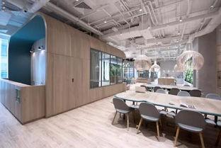 香港有一个联合办公空间 想要提供 酒店式 的服务
