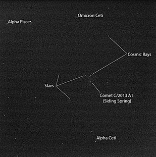 ▲NASA的MAVEN探测器,在开始它自己的