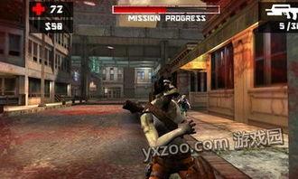 手机上的迷你生化危机 丧尸城市 游戏评测