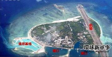 科学派的修神路-中国南沙、西沙岛礁扩建工程已经实施一年多了,进展还是相当快的....