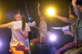 穿越时空之音歌嫣舞-吴雨霏(Kary)前晚(7月9日)于香港艺术中心演出首部担任女主角的...