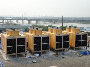 175吨冷却塔节能改造/175吨旧冷却塔升级改造/飞扬菱电专业冷却塔改...