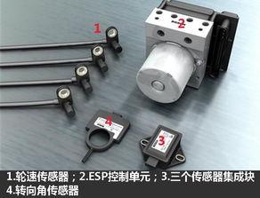Q砖家:全因为4个很神秘的传感器和1个大家所熟知的轮速传感器!   ...