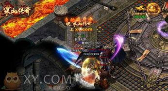 最酷龙之传人XY游戏 梁山传奇 龙装玩法揭秘