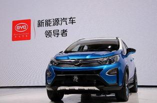 比亚迪新能源汽车装上 上海芯