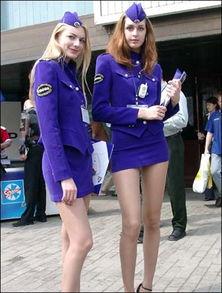 揭开俄罗斯美女多的秘密 丰乳翘臀长腿细腰 十二