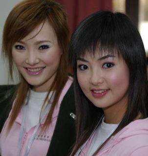 ...琳潘奕张子萱 网络红人整容前后惊悚对比照