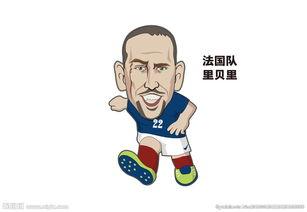 ...16欧洲杯球星卡通图片