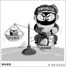 就彻底整治手机网站传播淫秽色情信息进行公众评议.中国移动北京市...
