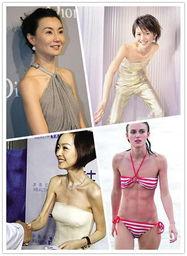 香港免费报纸登色情内容玩火 盘点娱乐圈骨瘦如柴的女星 2